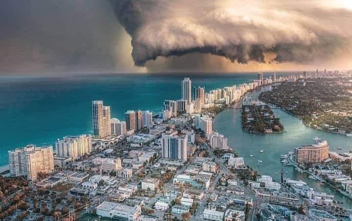 العالم على موعد مع فيضانات ستغرق مساحات هائلة من السواحل والجزر والدول!
