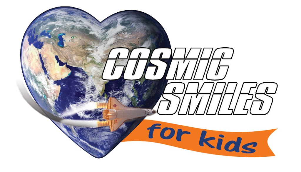 Cosmic Smiles logo color