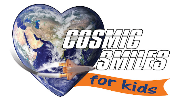 Cosmic Smiles logo color