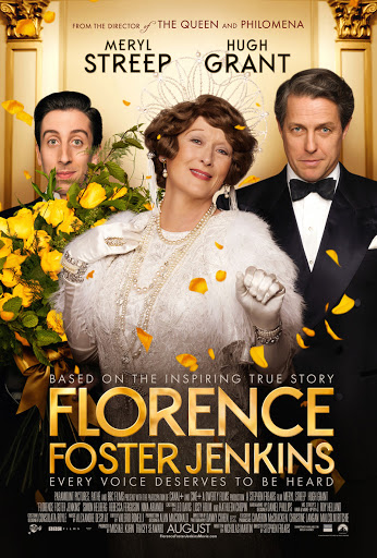 Florence: Φάλτσο Σοπράνο (Florence Foster Jenkins) Poster