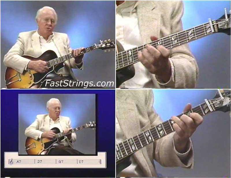 Herb Ellis - Swing Jazz: Soloing & Comping