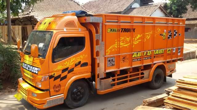 Bak Truk Pesanan Dari Lampung Produk Load Bak dan Variasi