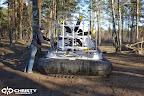 Судно на воздушной подушке Christy 6183 - Ходовые испытания | фото №18