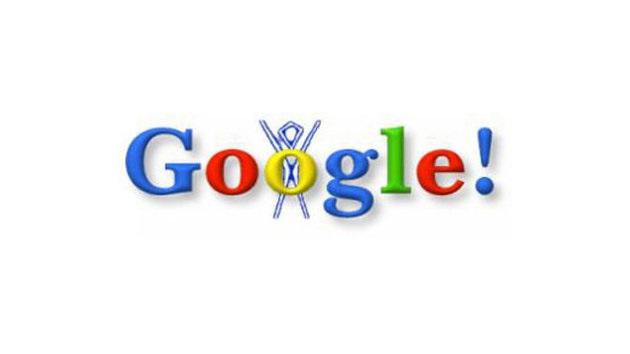 Google Doodle đầu tiên