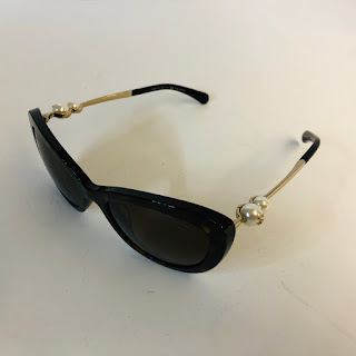Chanel NEW Cat Eye Sunglasses