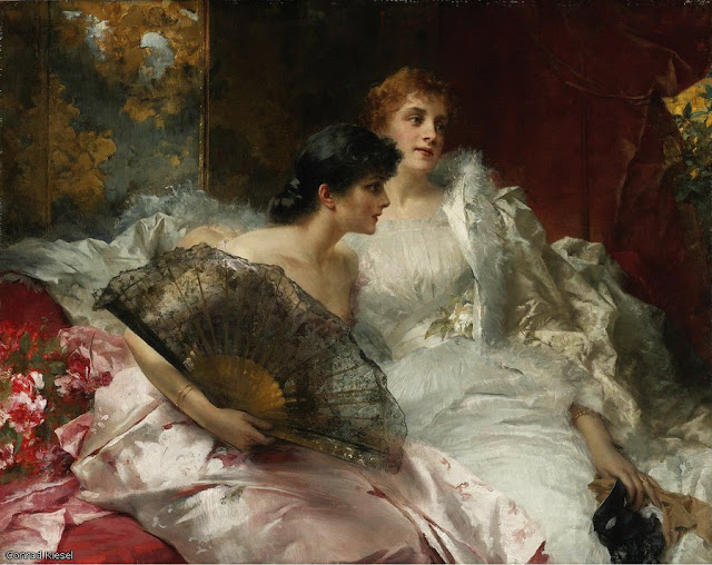 Conrad Kiesel - After the Ball