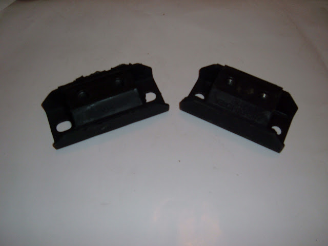 Trans mounts, universal for ST400 TMU-1 and TM3 fits ST300, TH350, 3, 4 and 5 speeds, all are 15.00 each