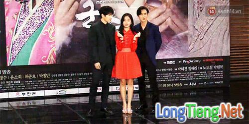 Yoo Seung Ho xấu hổ vì bắn tim quê mùa so với Kim So Hyun, L (Infinite) - Ảnh 4.