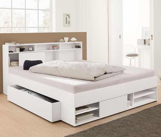 Contoh Gambar Tempat Tidur Laci Trik Jitu Menghemat Ruang Kamar - Beri  Mardiansyah