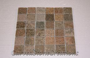 2x2, Flooring, Flooring & Mosaics, Interior, Mosaic, Natural, Quartize, Rose, Stella Rosa, Stone, Tile