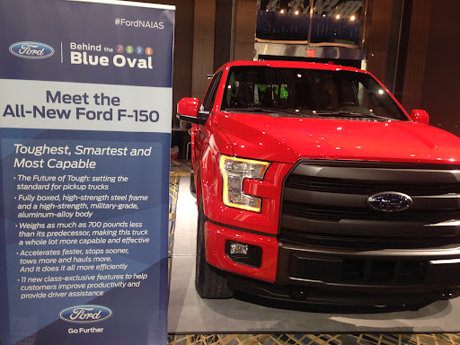 Ford Events at the 2014 NAIAS - 9
