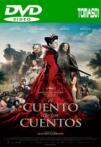 El cuento de los cuentos (2015) DVDRip