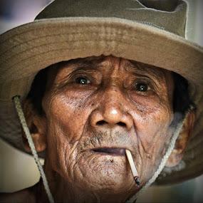 by DODY KUSUMA  - People Portraits of Men