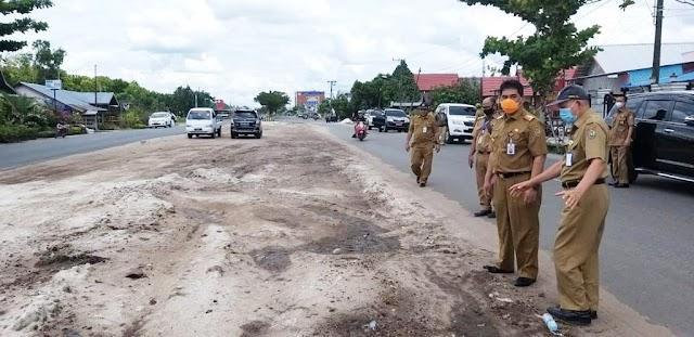 Pemprov Kalteng Terus Lanjutkan Peningkatan Pembangunan Jalan