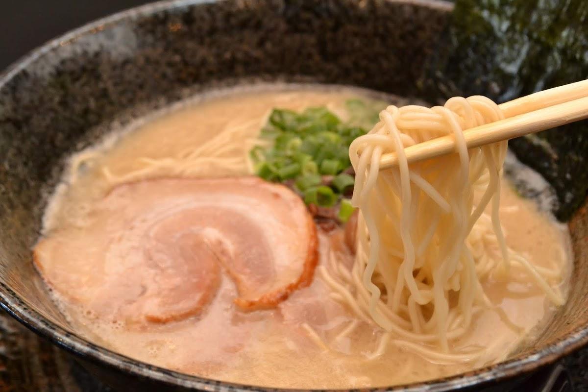 しいたけと豚の豆乳ラーメン(男子ごはん)のレシピ 冬のアレンジ麺#607