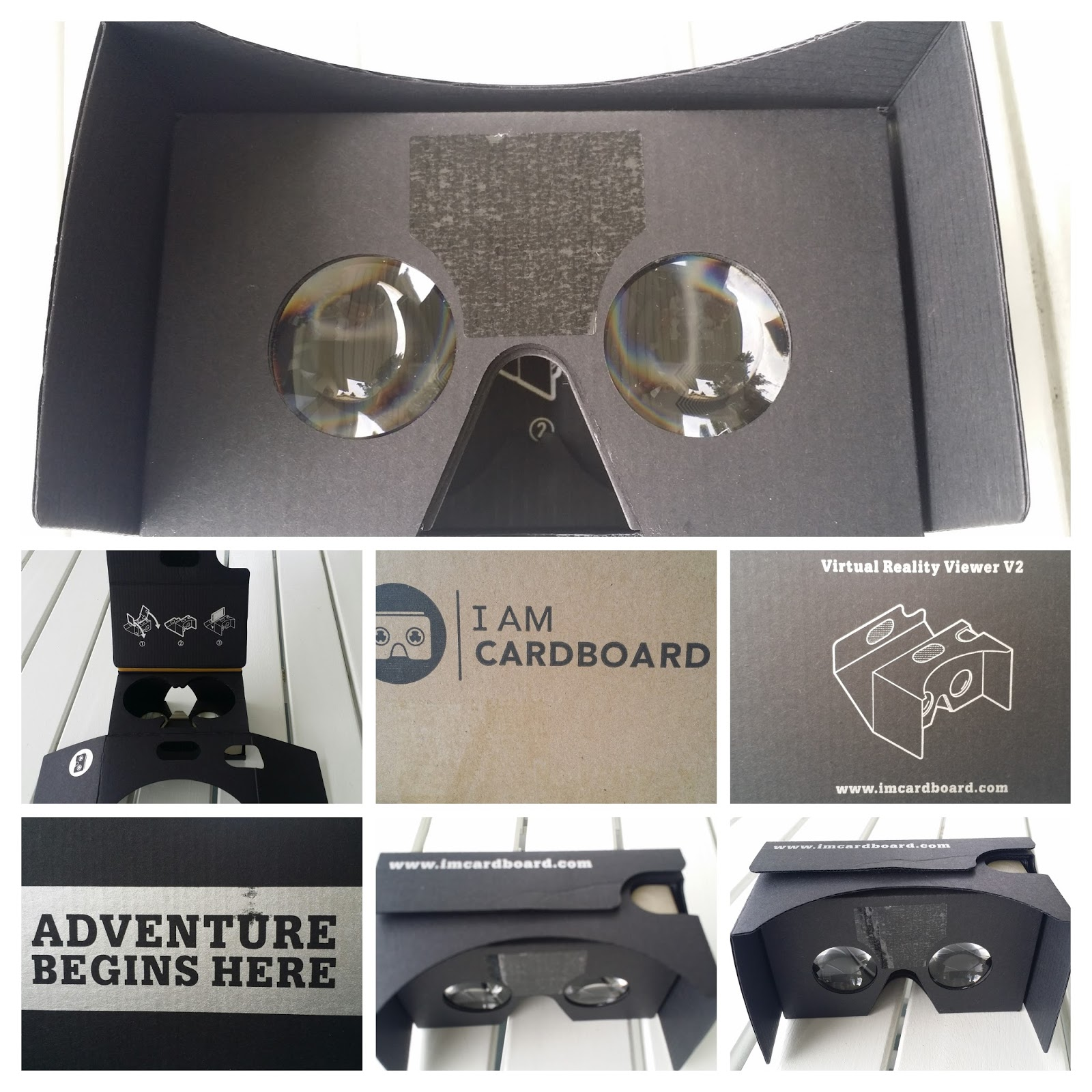 Education Technology - theory and practice: Google Cardboard