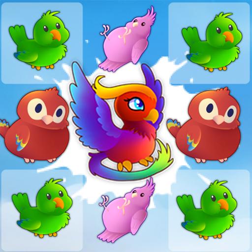 Birds: Free Match 3 Games (game)