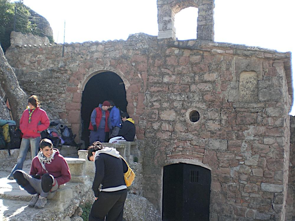 Sortida Sant Salvador de les espasses 2006 - CIMG8314.JPG
