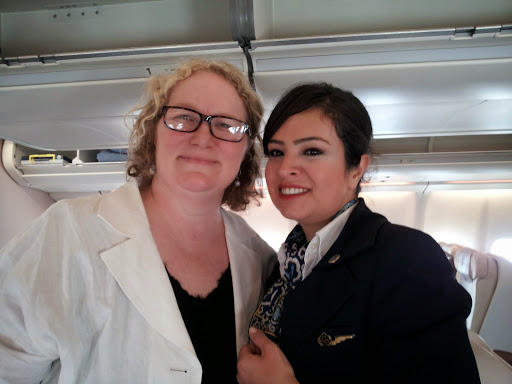 A friendly crew helps those 12 hours go quickly. From What's It Really Like to Fly Turkish Airlines Business Class?