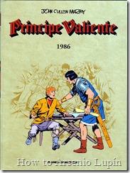 P00050 - Príncipe Valiente (1986)