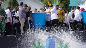 Menteri KP Minta Sekolah Perikanan Bangun Jiwa Wirausaha