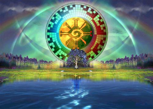 Hunab Ku, Gods And Goddesses 5