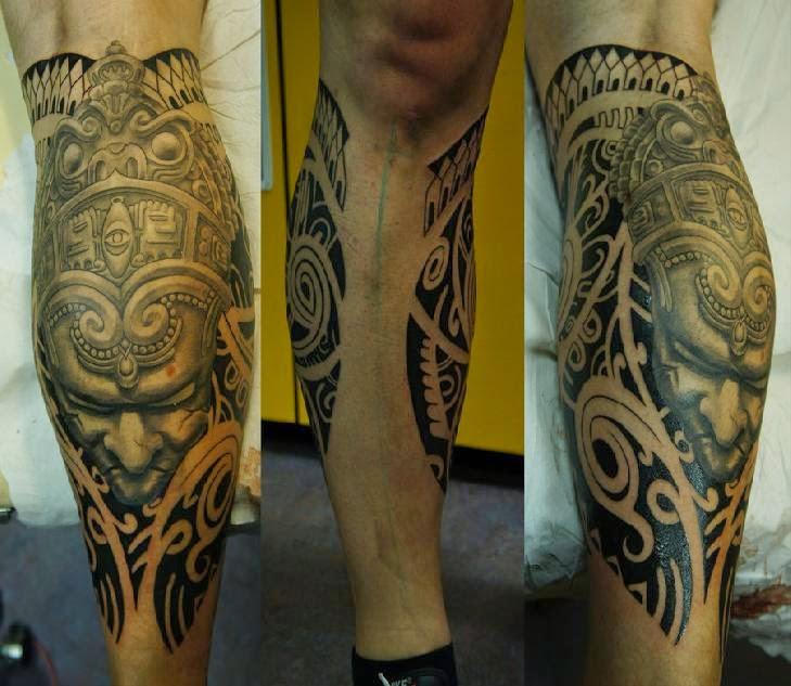 Polynesian aztec by strangeris on DeviantArt