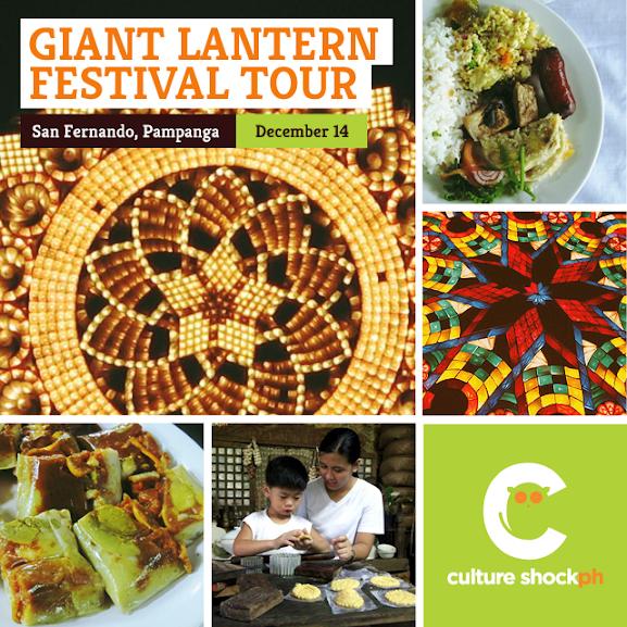 Pampanga Tour Giant Lantern Festival