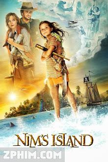 Hòn Đảo Của Nim - Nim's Island (2008) Poster