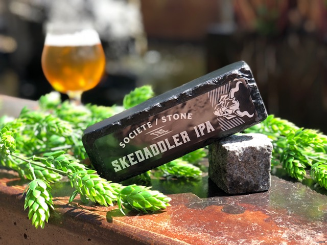 Stone Releasing Societe / Stone The Skedaddler IPA Nationwide