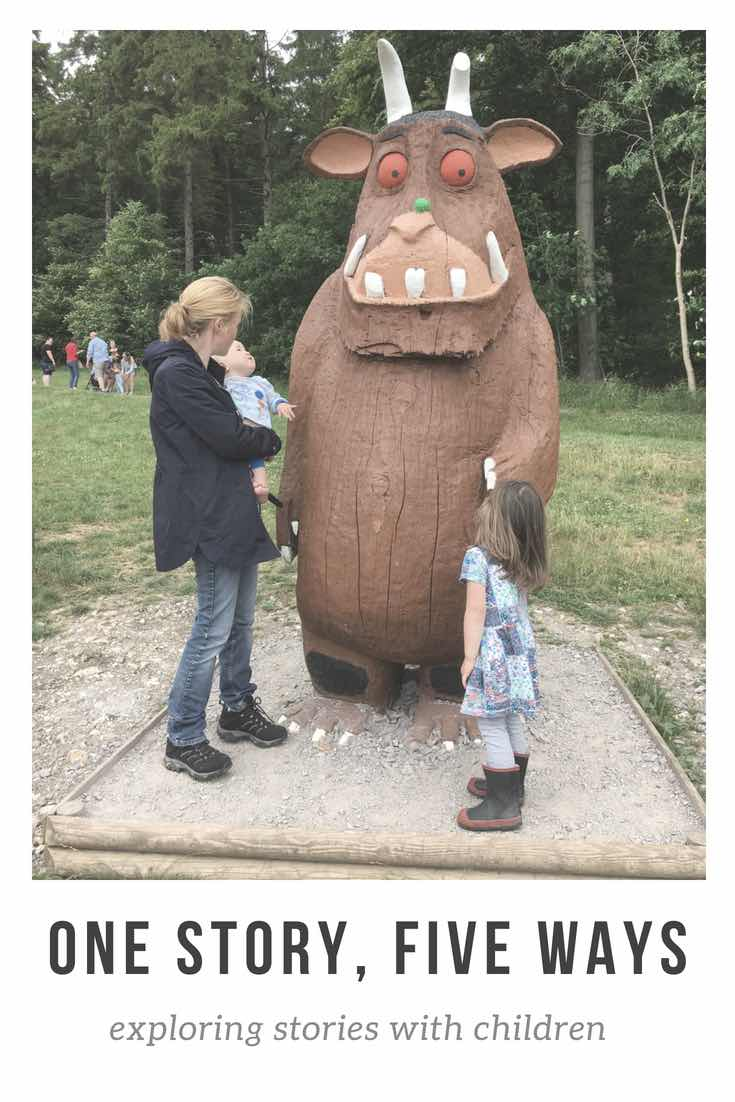 Gruffalo statue