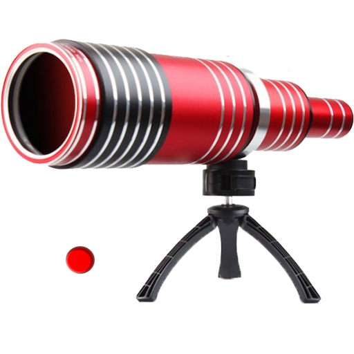Big Zoom Telescope Pro