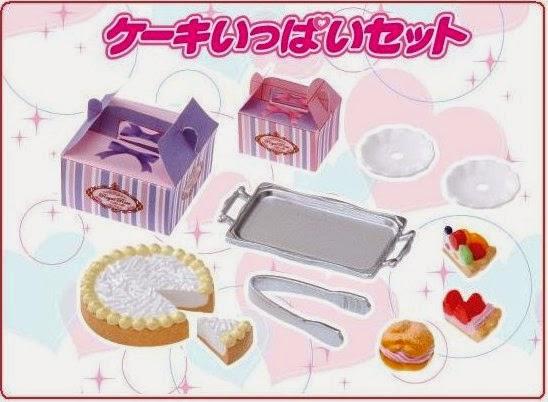 Bộ Rika cake full set