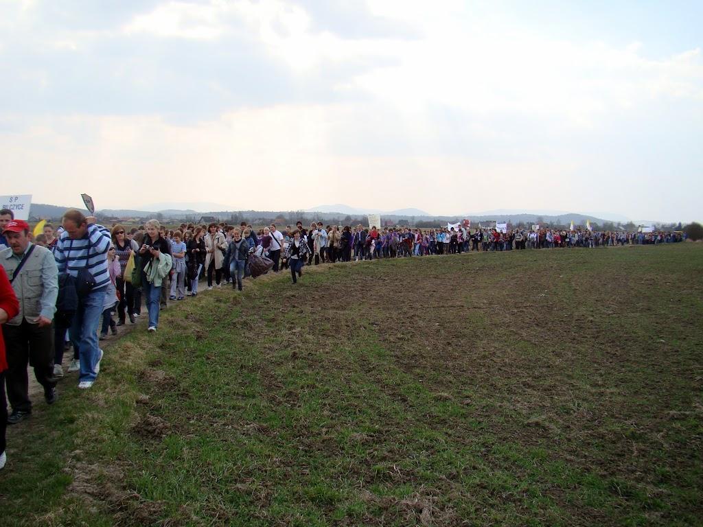 Marszowice, 4.5.2016 - pap.marsz3.JPG