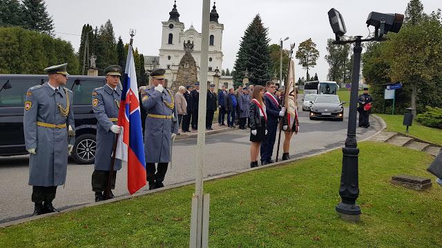 73 Rocznica Bitwy Karpacko - Dukielskiej - 20171005_104455.jpg