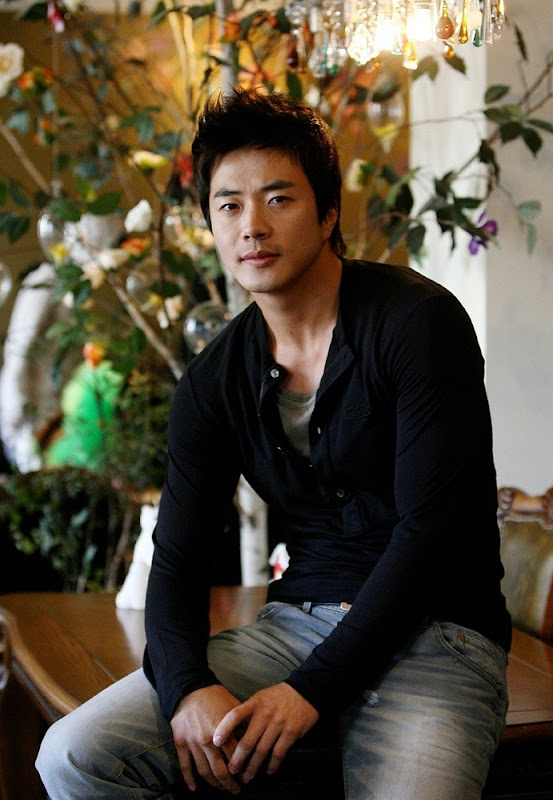 Kwon Sang-woo Korea Actor