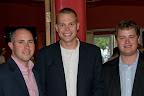 John Page, Brad Uptmore and Austin Barrett