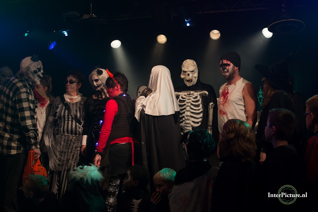 Halloween Kids Spooktocht 090