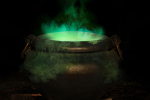 Cauldron Mysteries Image