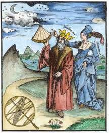 Reisch Margarita Philosophica Freiburg 1504, Alchemical And Hermetic Emblems 1