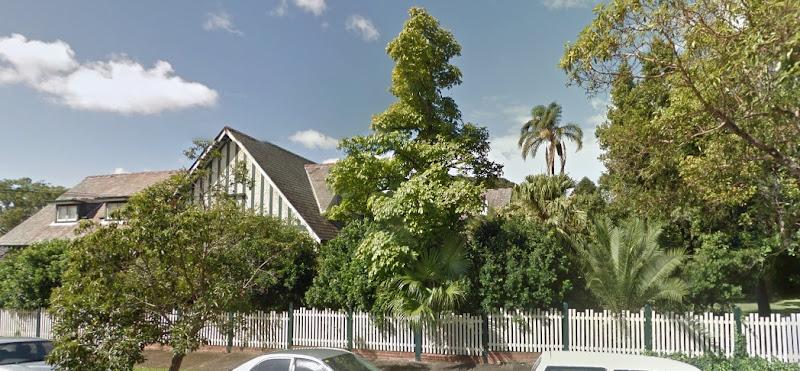 Streetview, The Bunyas, 5 Rogers Avenue, Haberfield, NSW 2045