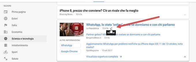 condivisione-google-news