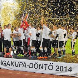 DVTK - Videoton Ligakupa-döntő 2014.05.13.