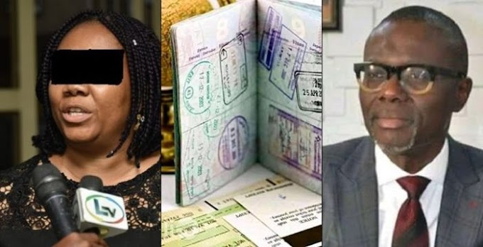 Police Arrest Woman Posing To Be Sanwo-Olu's Aide To Secure Visas