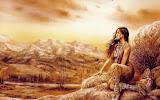 Mystical Wizard Maiden