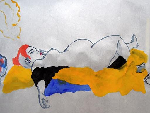 Anjuli. Artist Lisa Hsia