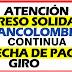 ¿Será Bancolombia el primero en anunciar cuándo vence el Ingreso Solidario de abril?