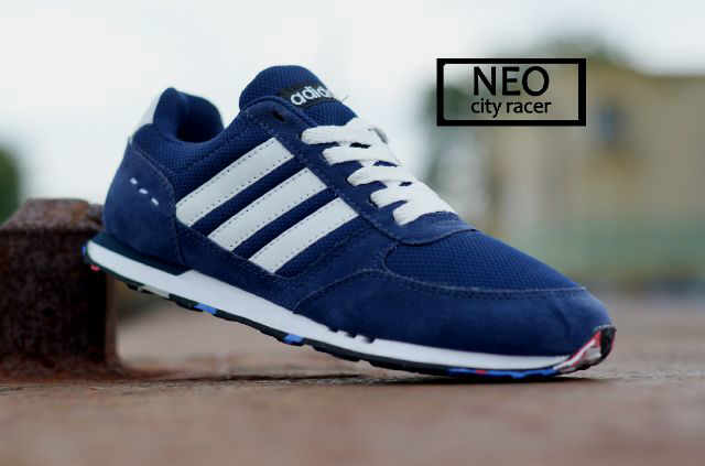 Adidas Neo City Racer Blue