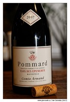 """Domaine-Comte-Armand-Pommard-1er-Cru-""""Clos-Epeneaux-Monopole""""-2007"""
