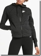 Nike Advance 15 Full Zip Hooded Jacket